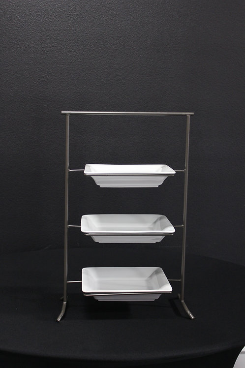 Panache Stand with Square Platters