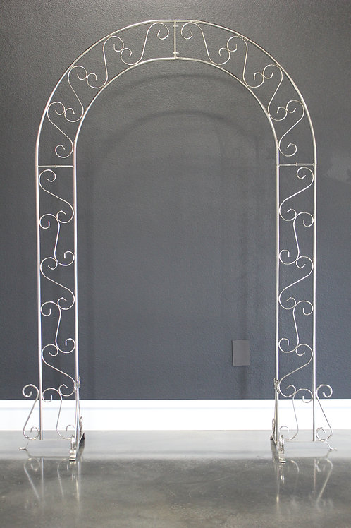 Chrome Traditional Archway