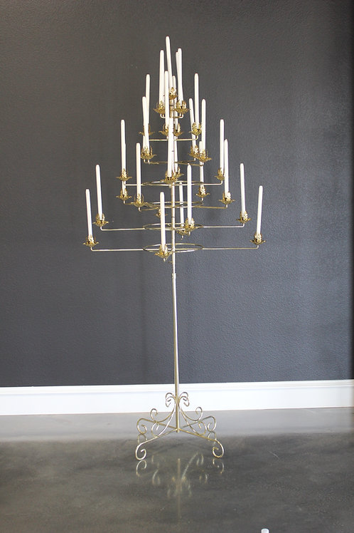 29 Candle Tree Candelabra