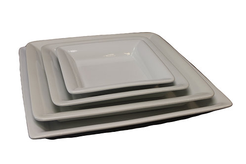 Porcelain Square Platters