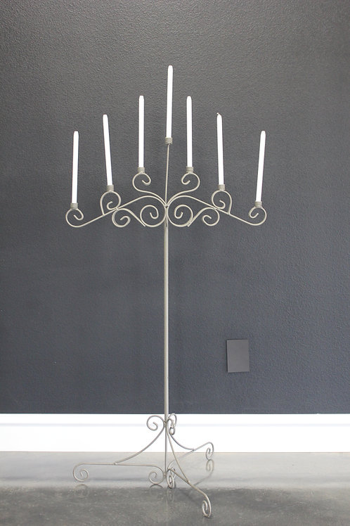 7 Light Candleabra