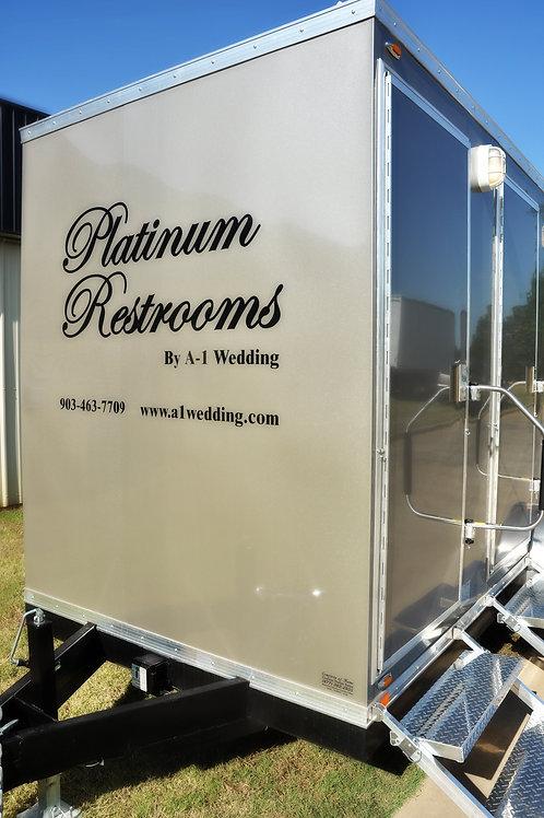 Platinum Restroom