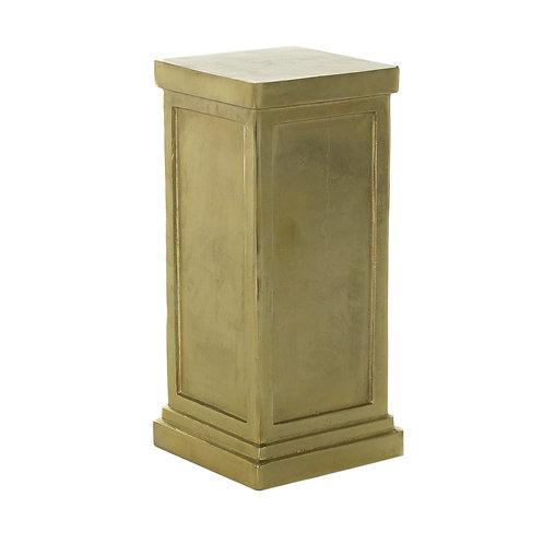 Gold Montego Pedestal