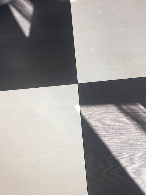 Ebony & Ivory Dancefloor 3' x 3' sections