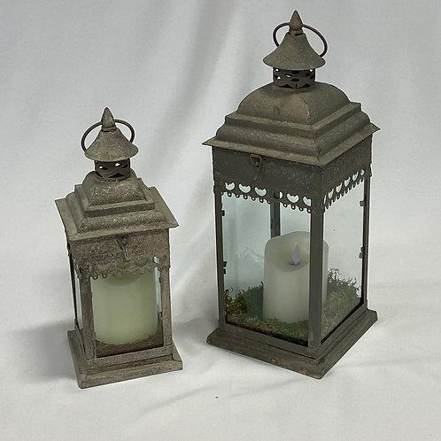 Lacie Lantern Antique