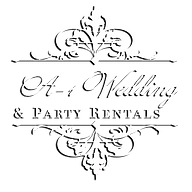 A-1 Wedding & Party Rentals is a one stop shop for all of your wedding decor needs