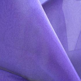 Violet Organza