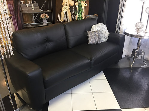 Lounge Furniture Black Couches