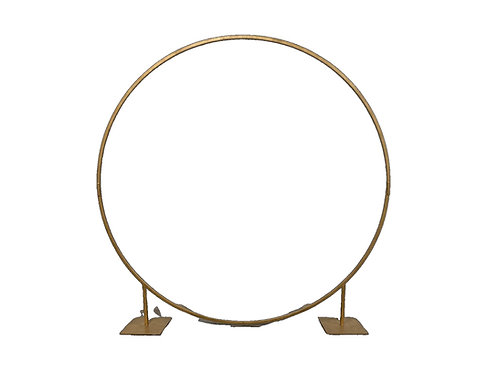 Gold Circle Archway