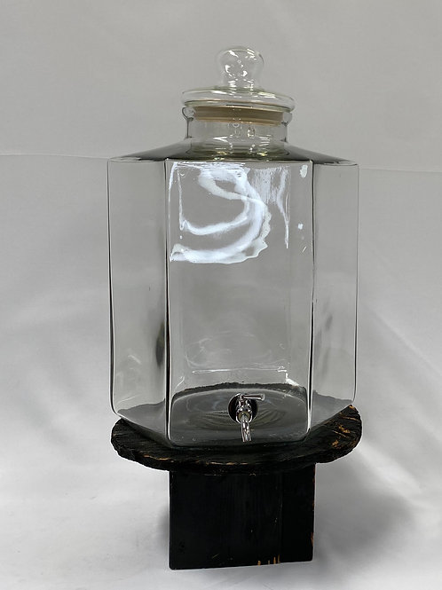 Punch Jars with Spigot