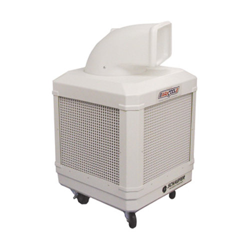 White Evaporative Cooler