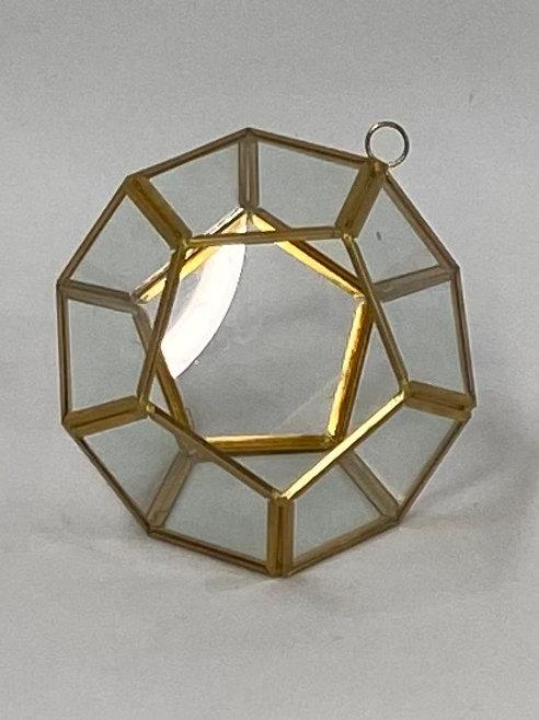 Glass Terrarium Round