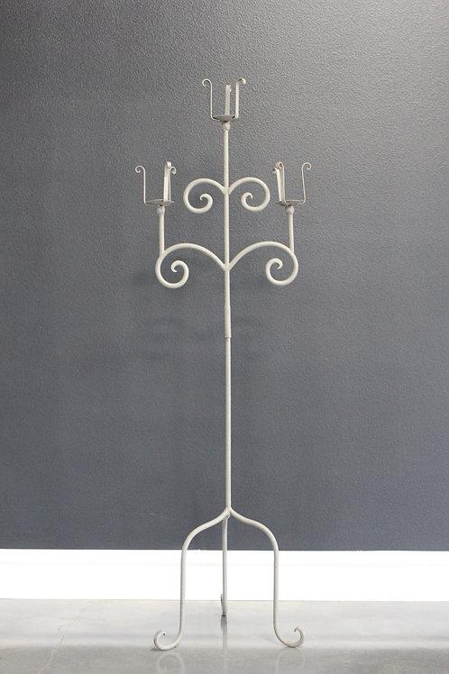 3 Light Pillar Candelabra