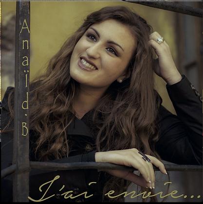 """Album """"J'ai envie"""""""