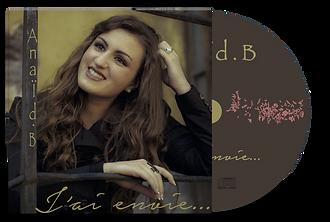 Artiste chanson féminine voix française album