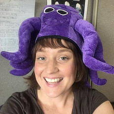 Rebecca Mensch, Senior Marine Biologist