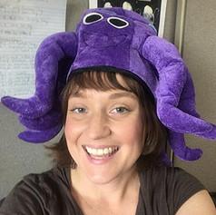 Rebecca Mensch, Aquarium Manager