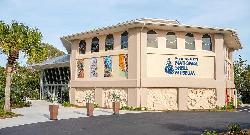 Bailey-Matthews National Shell Museum on Sanibel Island, Florida