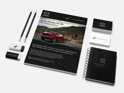 Mazda CX 30  - Na szlaku emocji