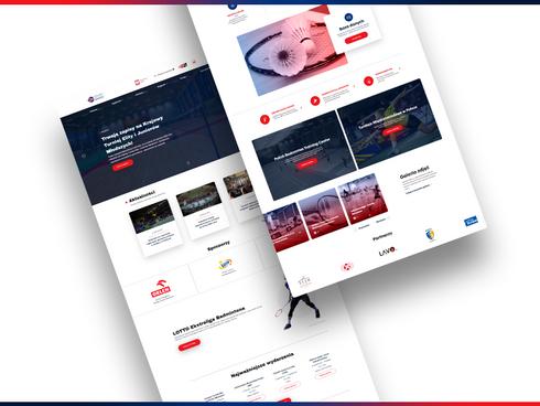Strona internetowa Polskiego Zwiazku Badmintona