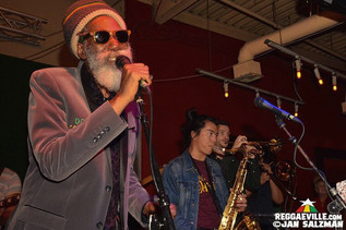 Don Carlos & the Fully Fullwood Band 2018