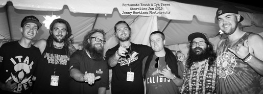 Iya Terra & Fortunate Youth: Shoreline Jam 2015