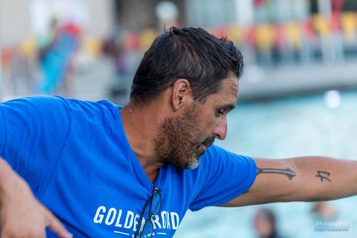 Coach Mike Lucero