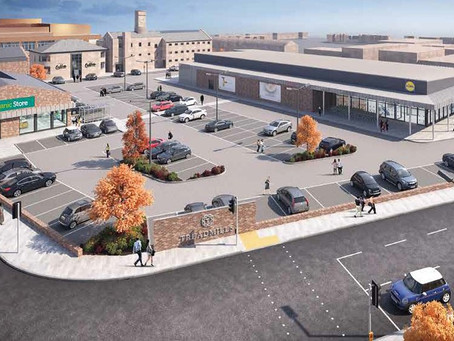 Hambleton District Council Forward Fund Northallerton Treadmills Phase One