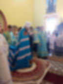Митрополит Савва в г.Кимры