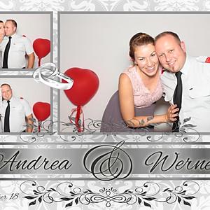Hochzeit Andrea & Werner