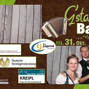 Gstanzl Ball