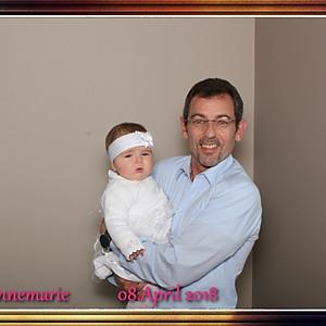 Taufe Annemarie