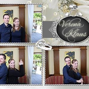 Hochzeit Klaus & Verena