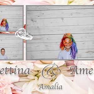 Hochzeit Amel & Bettina