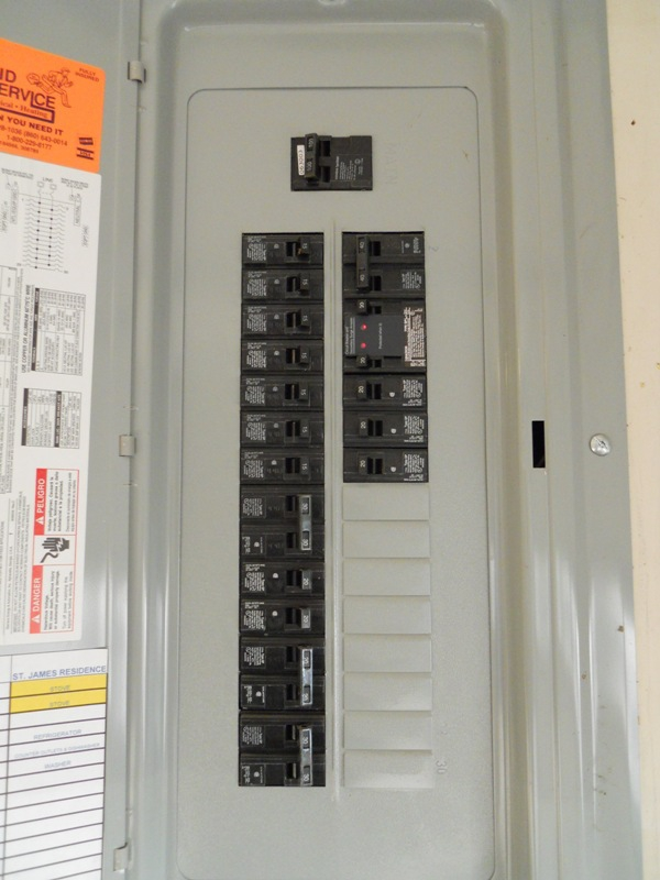What is a Circuit Breaker Panel | Priority 1 Electric and Service