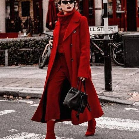 Monochromatic look - bold or boring?