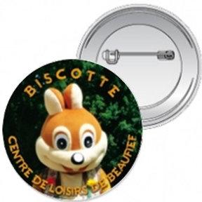Badge Biscotte