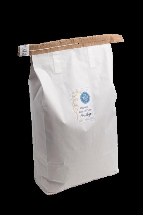 10kg Organic Gluten Free Porridge