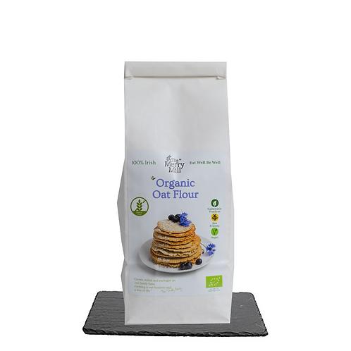 Irish Organic Gluten Free Oat Flour 500g