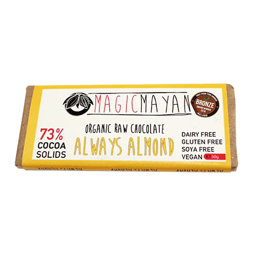 Magic Mayan Always Almond