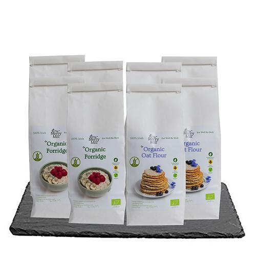 Double Porridge/Oat Flour Bundle