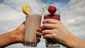 Mixed Berry Smoothie Recipe (Gluten & Dairy Free)