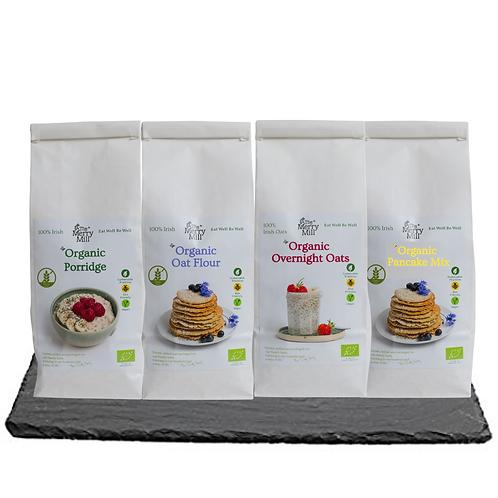 Product Range incl Pancake Mix