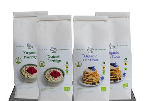 Porridge/Oat Flour Bundle