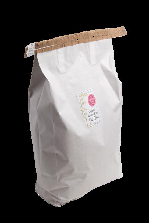 5kg Organic Gluten Free Oat Flour