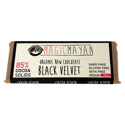 Magic Mayan Black Velvet