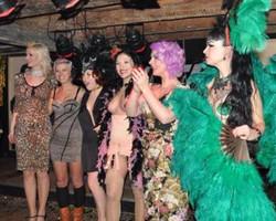 Burlesque-Party