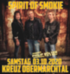 Kreuz Obermarchtal SPIRIT OF SMOKIE 2020