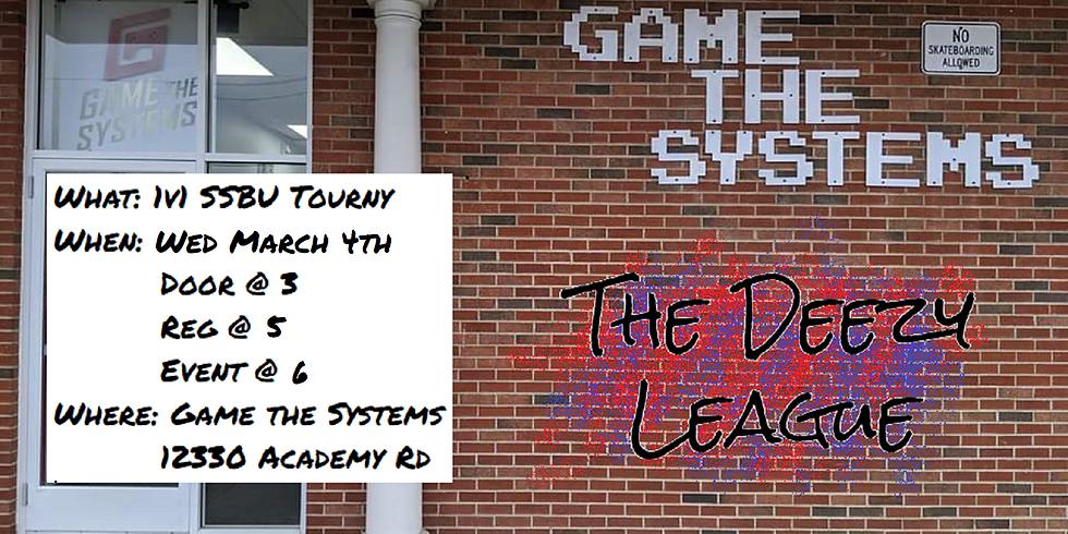 The Deezy League SSBU