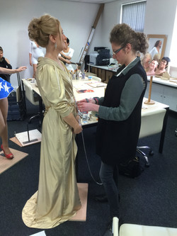 COSTUME DESIGN AND PRODUCTION